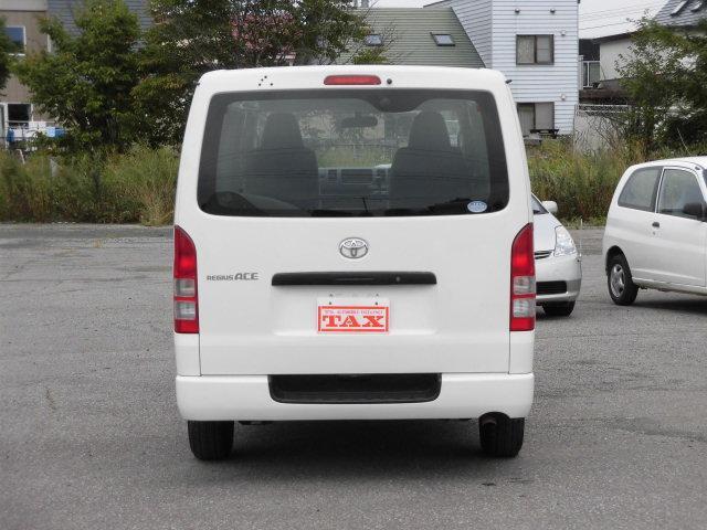 トヨタ ハイエースバン ロングルートバンDX 4WD