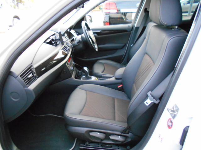 xDrive 20i xライン 4WD HIDヘッドライト(6枚目)