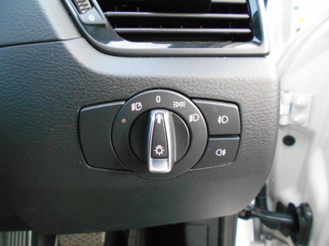 xDrive 20i xライン 4WD HIDヘッドライト(12枚目)