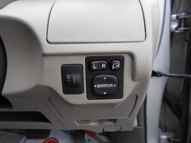 X FF 社外メモリーナビ 運転席シートヒーター(10枚目)