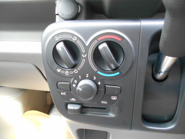 PAリミテッド 4WD 届出済未使用車 キーレス(9枚目)