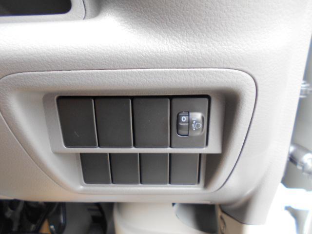 PAリミテッド 4WD 届出済未使用車 キーレス(13枚目)