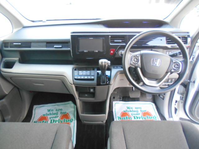 G ホンダセンシング 4WD 社外メモリーナビ 両側パワスラ(12枚目)