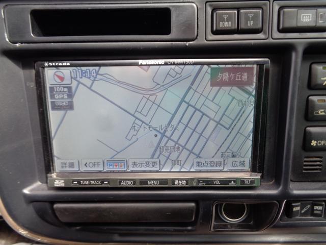 VXリミテッド 4WD 社外ナビ(4枚目)