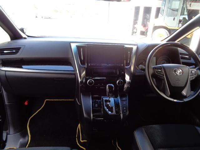 3.5ZA ゴールデンアイズ 4WD 社外メモリーナビ 後席モニター 純正エンジンスターター パワーバックドア LEDヘッドライト(4枚目)