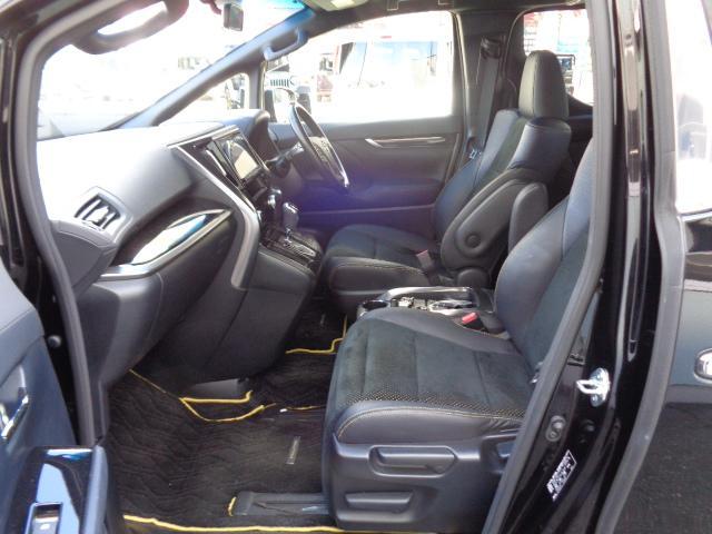3.5ZA ゴールデンアイズ 4WD 社外メモリーナビ 後席モニター 純正エンジンスターター パワーバックドア LEDヘッドライト(6枚目)