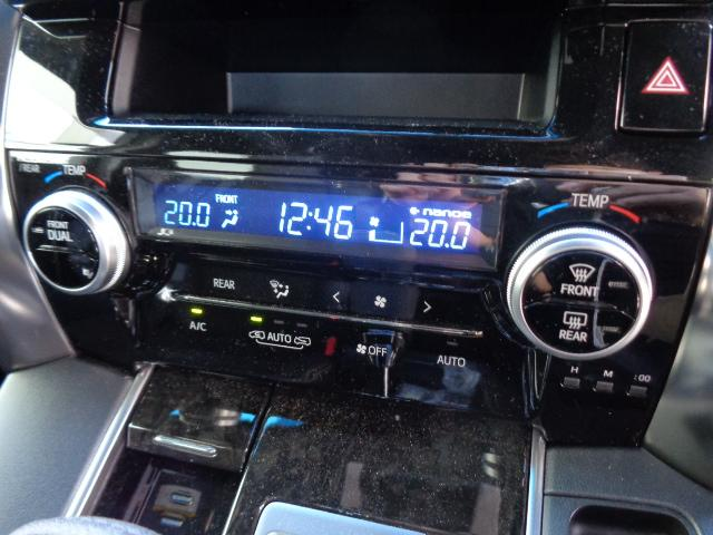 3.5ZA ゴールデンアイズ 4WD 社外メモリーナビ 後席モニター 純正エンジンスターター パワーバックドア LEDヘッドライト(12枚目)