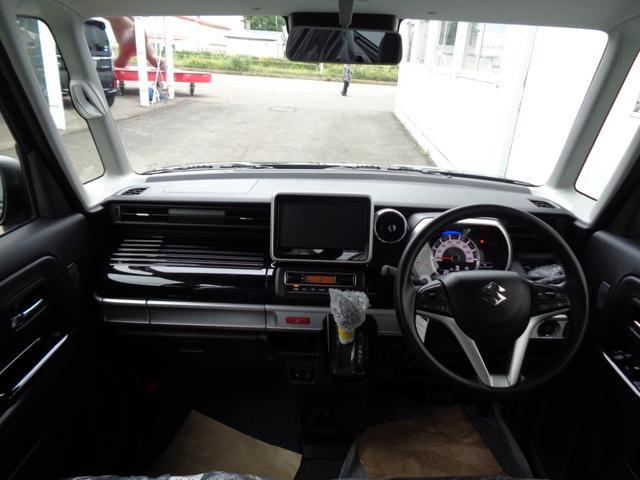 ハイブリッドGS 4WD アイドリングストップ レーダーブレーキ(3枚目)