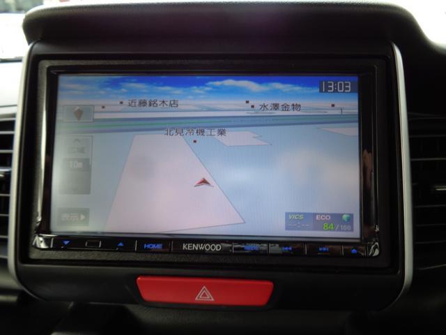 G・Lパッケージ 4WD アイドリングストップ 社外メモリーナビ(4枚目)