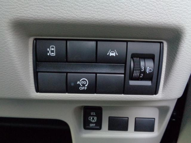 G e アシスト 4WD ハンズフリーオートスライドドア(9枚目)