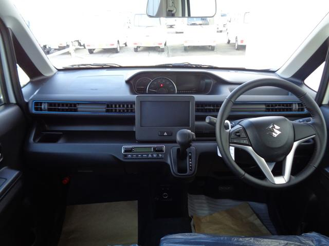 ハイブリッドFZ 4WD 届出済未使用車 LEDヘッドライト レーダーブレーキサポート 前席シートヒーター(3枚目)