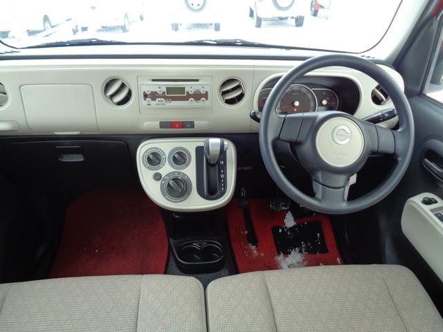ココアL 4WD キーレス 社外アルミ(4枚目)
