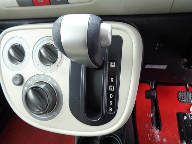 ココアL 4WD キーレス 社外アルミ(10枚目)