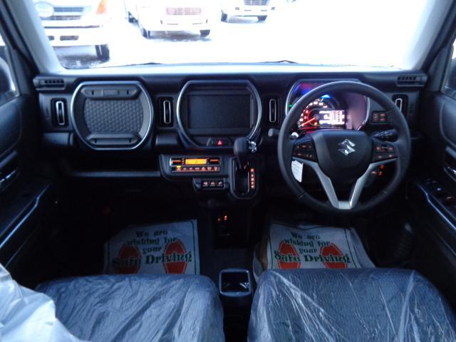 Jスタイルターボ 4WD 届出済未使用車 レーダーブレーキ(3枚目)