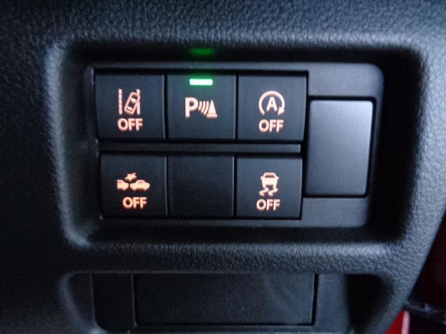 Jスタイルターボ 4WD 届出済未使用車 レーダーブレーキ(11枚目)