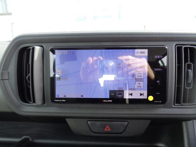 X S 4WD キーレス 社外SDナビ(5枚目)