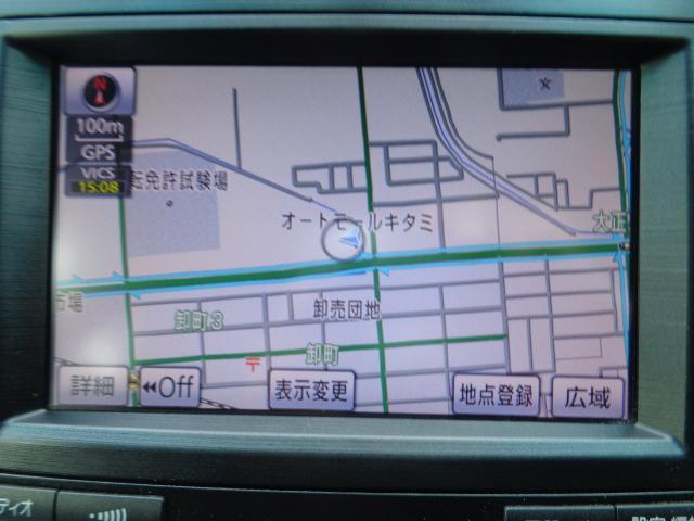 240G 4WD プッシュスタート 純正HDDナビ(5枚目)