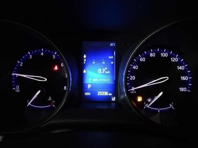 メーターパネル★中央のマルチインフォメーションディスプレイで多彩な車両情報も確認出来て安心ですね!