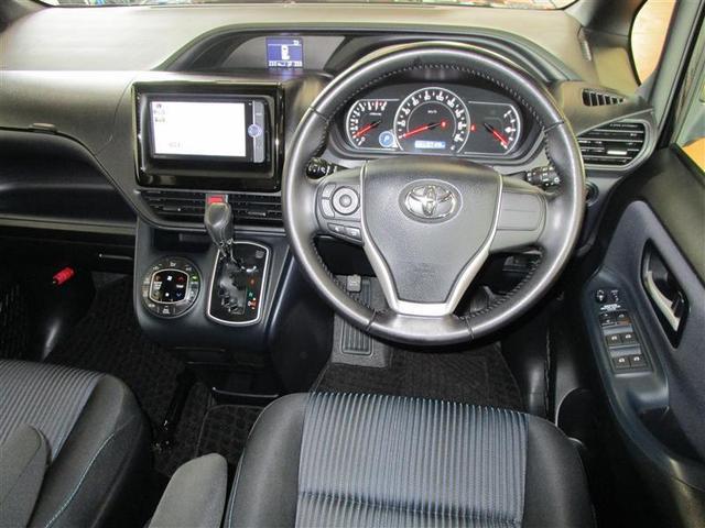 ZS サンルーフ 4WD フルセグ メモリーナビ DVD再生 バックカメラ ETC 両側電動スライド LEDヘッドランプ ウオークスルー 乗車定員7人 3列シート ワンオーナー アイドリングストップ(6枚目)