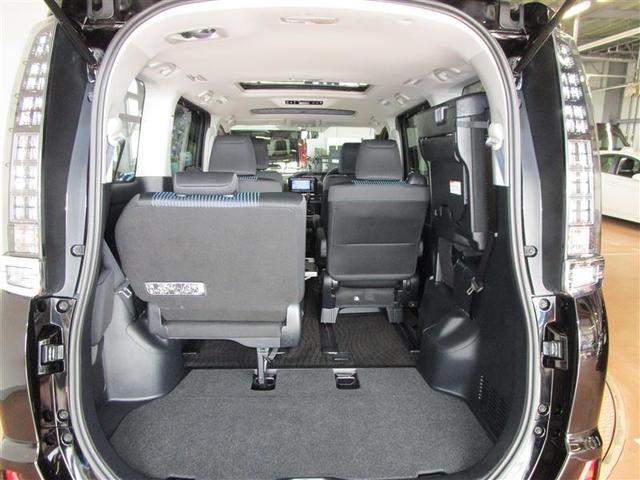 ZS サンルーフ 4WD フルセグ メモリーナビ DVD再生 バックカメラ ETC 両側電動スライド LEDヘッドランプ ウオークスルー 乗車定員7人 3列シート ワンオーナー アイドリングストップ(9枚目)