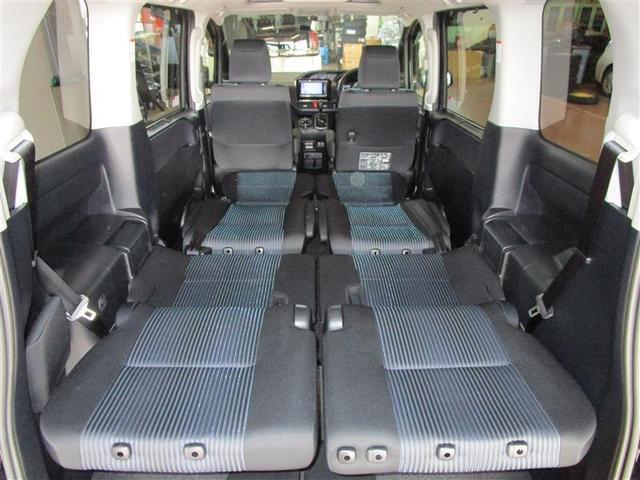 ZS サンルーフ 4WD フルセグ メモリーナビ DVD再生 バックカメラ ETC 両側電動スライド LEDヘッドランプ ウオークスルー 乗車定員7人 3列シート ワンオーナー アイドリングストップ(11枚目)