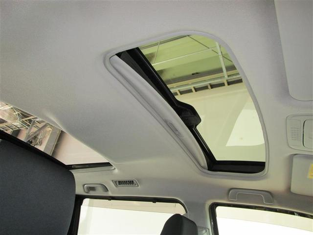 ZS サンルーフ 4WD フルセグ メモリーナビ DVD再生 バックカメラ ETC 両側電動スライド LEDヘッドランプ ウオークスルー 乗車定員7人 3列シート ワンオーナー アイドリングストップ(19枚目)