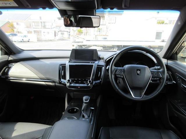 RSアドバンス Four 革シート 4WD フルセグ DVD再生 バックカメラ 衝突被害軽減システム ETC LEDヘッドランプ ワンオーナー フルエアロ アイドリングストップ(7枚目)