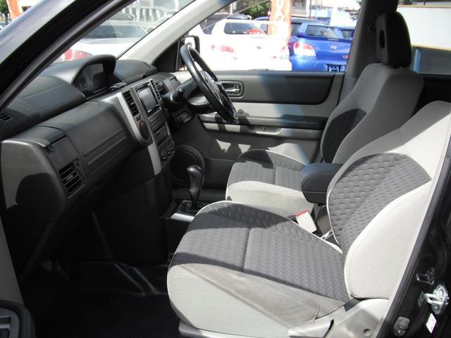 日産 エクストレイル GT 4WD DVD再生ワンセグTV ETC