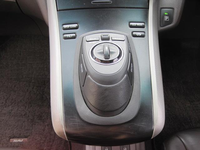 トヨタ SAI G 本革 フルセグHDDナビ