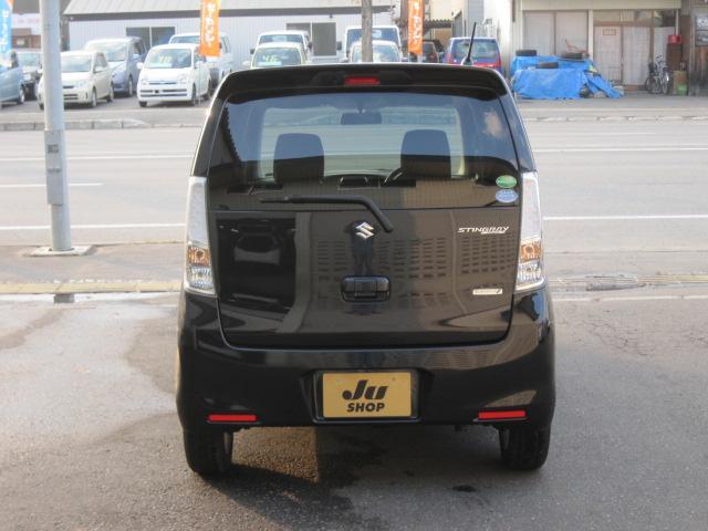 スズキ ワゴンRスティングレー T 4WD ナビ・TV ワンオーナー