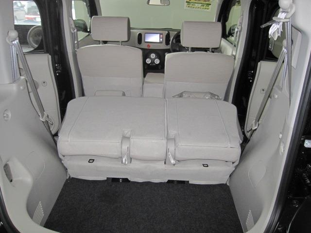 日産 キューブ 15X FOUR 4WD ワンオーナー フルセグメモリーナビ