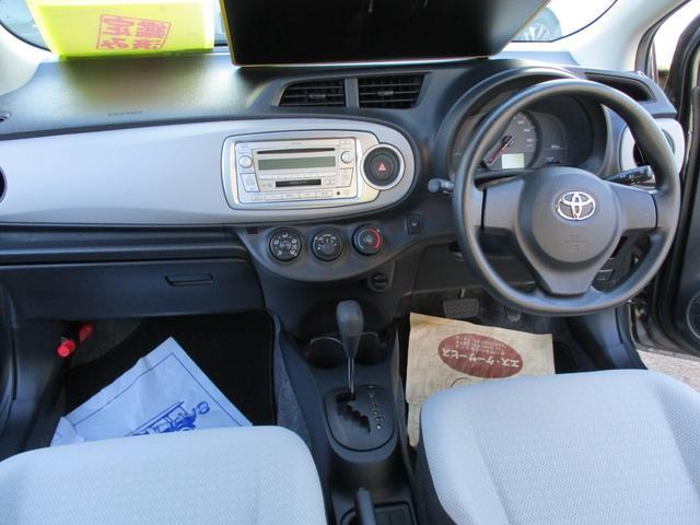 トヨタ ヴィッツ F 4WD ワンオーナー スマートキー 寒冷地仕様