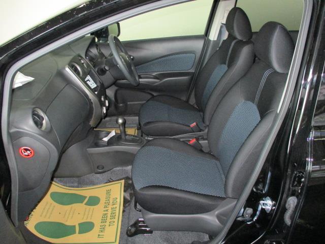 日産 ノート X FOUR 4WD エマージェンシーブレーキ ESC