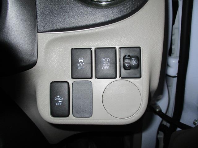 ダイハツ ミライース Xf SA 4WD スマートアシスト・衝突被害軽減ブレーキ