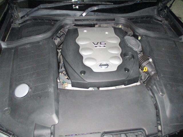 日産 フーガ 350XV FOUR 4WD フルセグナビ スマートキー