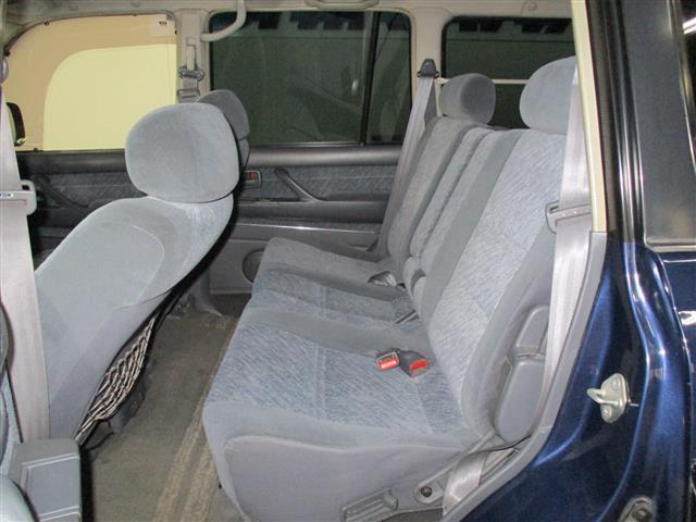 トヨタ ランドクルーザー80 VX 4WD リフトアップ デフロック リアヒーター SR