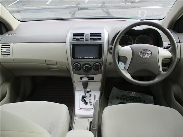 X 4WD ナビ キーレス 寒冷地仕様 記録簿 禁煙車(3枚目)