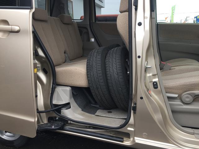 スズキ パレット G 4WD 夏・冬タイヤ ナビ・TV HID エンスタ
