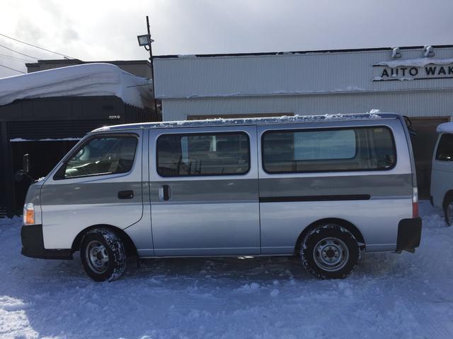 SロングDX 4WD ディーゼル 夏・冬タイヤ付 キーレス(7枚目)