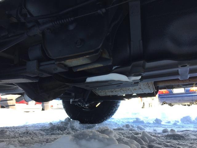 SロングDX 4WD ディーゼル 夏・冬タイヤ付 キーレス(12枚目)