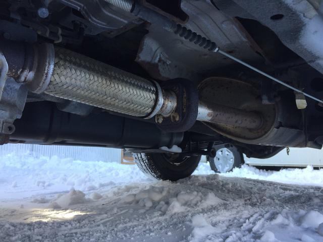 SロングDX 4WD ディーゼル 夏・冬タイヤ付 キーレス(16枚目)