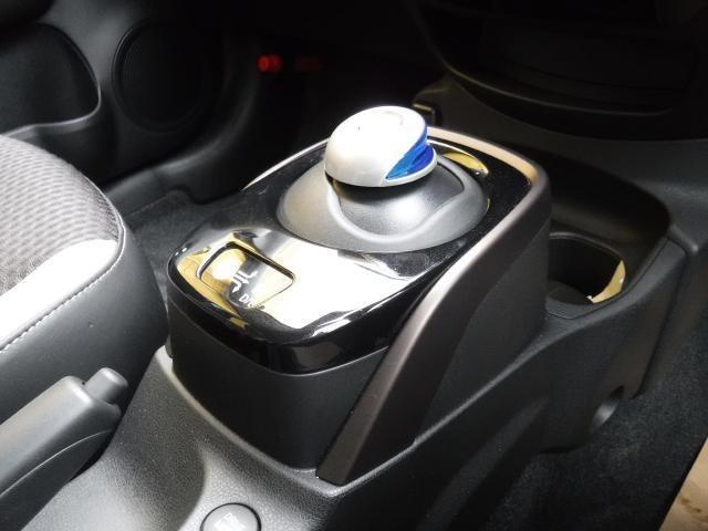 E-Power特有のマウス型シフトノブ