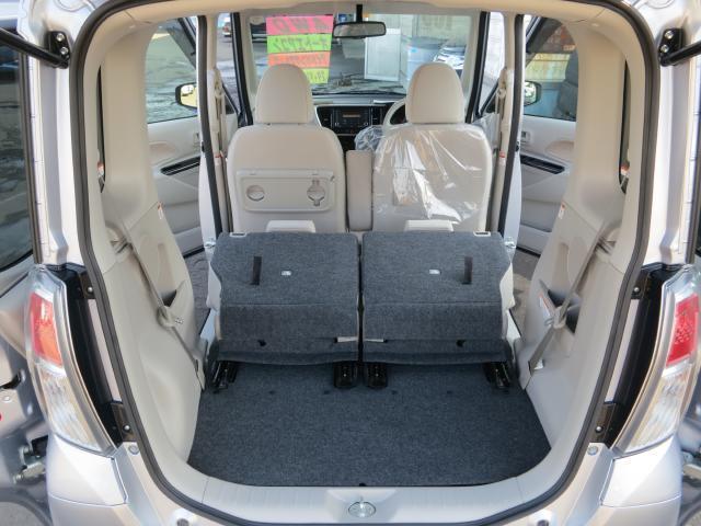 日産 デイズルークス X 4WD アラウンドビューモニター アイドリングストップ