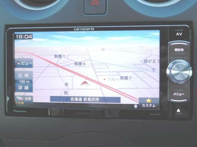 1.2 X FOUR 4WD ナビゲーション・バックカメラ(4枚目)