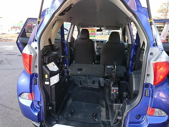 X ウエルキャブ(車椅子スロープ装備車)(13枚目)