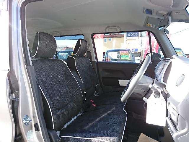 G 4WD 登録済未使用車(4枚目)
