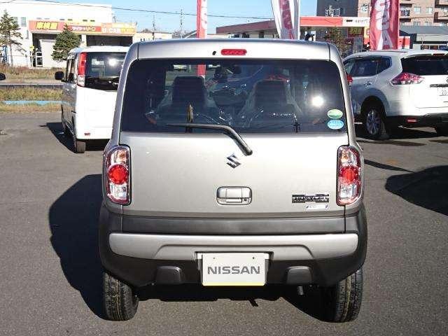 G 4WD 登録済未使用車(14枚目)