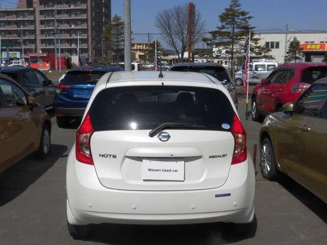 「日産」「ノート」「コンパクトカー」「北海道」の中古車13