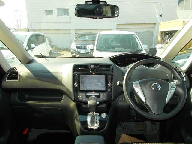 2.0 ハイウェイスター Vセレクション+SafetyII 4WD 両側パワースライド 後席モニター(3枚目)