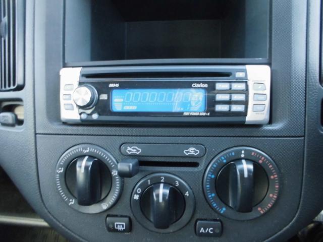 日産 AD VE  4WD